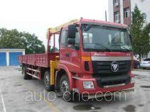 Foton Auman BJ5252JSQ-XA грузовик с краном-манипулятором (КМУ)