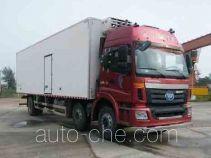 Foton Auman BJ5252XLC-XA refrigerated truck