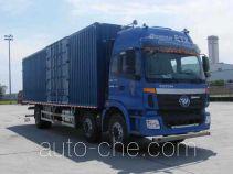 Foton Auman BJ5252XXY-XB box van truck