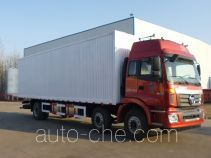 Foton Auman BJ5252XYK-AA автофургон с подъемными бортами (фургон-бабочка)