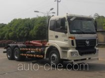 Foton BJ5252ZXXE5-H1 detachable body garbage truck