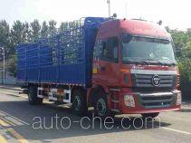 Foton Auman BJ5253CCY-AA грузовик с решетчатым тент-каркасом