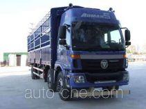 Foton Auman BJ5253CCY-XB грузовик с решетчатым тент-каркасом