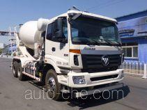 Foton Auman BJ5253GJB-XB concrete mixer truck