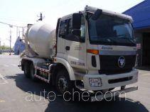 Foton Auman BJ5253GJB-XK concrete mixer truck