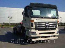 Foton Auman BJ5253GJB-XL concrete mixer truck chassis