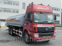 Foton Auman BJ5253GYY-2 oil tank truck
