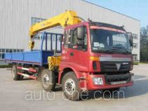 Foton Auman BJ5253SCD-1 truck mounted loader crane