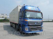 Foton Auman BJ5253XXY-XC box van truck