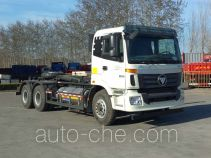 Foton Auman detachable body garbage truck