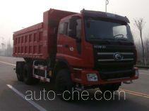 Foton BJ5255ZLJ-7 dump garbage truck