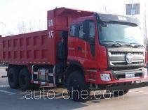 Foton BJ5255ZLJ-FA dump garbage truck