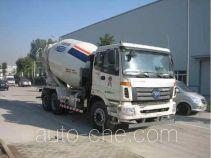 Foton Auman BJ5257GJB-XA concrete mixer truck