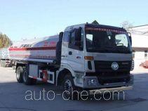 Foton Auman BJ5257GNFJH-S1 oil tank truck