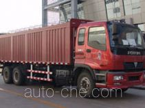 Foton Auman BJ5258VLCHB-2 soft top box van truck