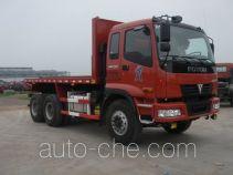 Foton Auman BJ5258VLPJB-1 грузовик с плоской платформой