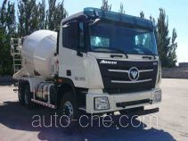 Foton Auman BJ5259GJB-AD concrete mixer truck