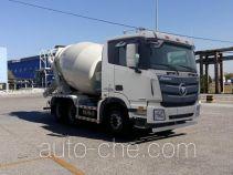 Foton Auman BJ5259GJB-XB concrete mixer truck