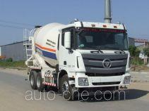 Foton Auman BJ5259GJB-XC concrete mixer truck