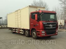 Foton Auman BJ5259XXY-AA box van truck