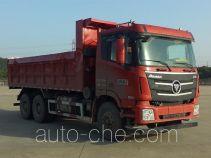 Foton Auman BJ5259ZLJ-XB dump garbage truck