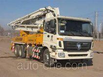 Foton BJ5293THB-2 concrete pump truck