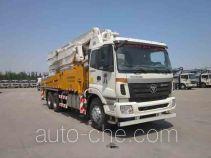 福田牌BJ5293THB-2型混凝土泵车