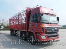 Foton Auman BJ5312CCQ-XA livestock transport truck