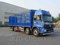 欧曼牌BJ5312CCQ-XB型畜禽运输车