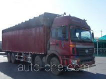 Foton Auman BJ5312CPY-1 soft top box van truck