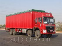 Foton BJ5312CPY-F1 soft top box van truck