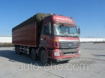 Foton Auman BJ5312CPY-XA soft top box van truck