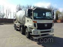 Foton Auman BJ5312GJB-XA concrete mixer truck