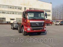 Foton Auman BJ5312JSQ-AA шасси грузовика с краном-манипулятором (КМУ)