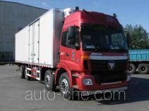 Foton Auman BJ5312XLC-XB refrigerated truck