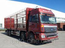 Foton Auman BJ5313CCQ-XA livestock transport truck