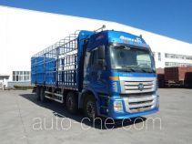Foton Auman BJ5313CCQ-XB livestock transport truck