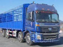 Foton Auman BJ5313CCY-AB грузовик с решетчатым тент-каркасом
