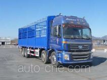 Foton Auman BJ5313CCY-XC грузовик с решетчатым тент-каркасом