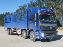 Foton Auman BJ5313CCY-XD грузовик с решетчатым тент-каркасом