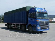 Foton Auman BJ5313CPY-5 soft top box van truck
