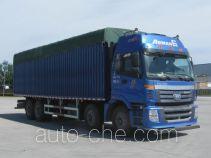 Foton Auman BJ5313CPY-XC soft top box van truck