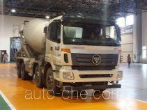 欧曼牌BJ5313GJB-AA型混凝土搅拌运输车
