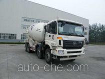 Foton Auman BJ5313GJB-XA concrete mixer truck