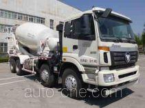 Foton Auman BJ5313GJB-XB concrete mixer truck