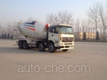 Foton Auman BJ5313GJB-XF concrete mixer truck