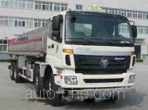Foton Auman BJ5313GYY-1 oil tank truck