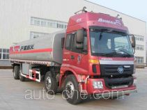 Foton Auman BJ5313GYY-3 oil tank truck
