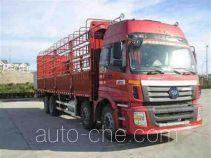 Foton Auman BJ5317CCY-XC грузовик с решетчатым тент-каркасом