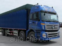 Foton Auman BJ5318CPY-1 soft top box van truck